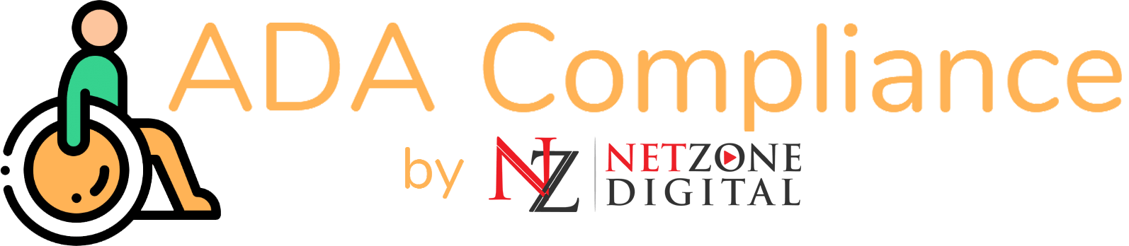 ADA Compliance by Netzone Digital logo